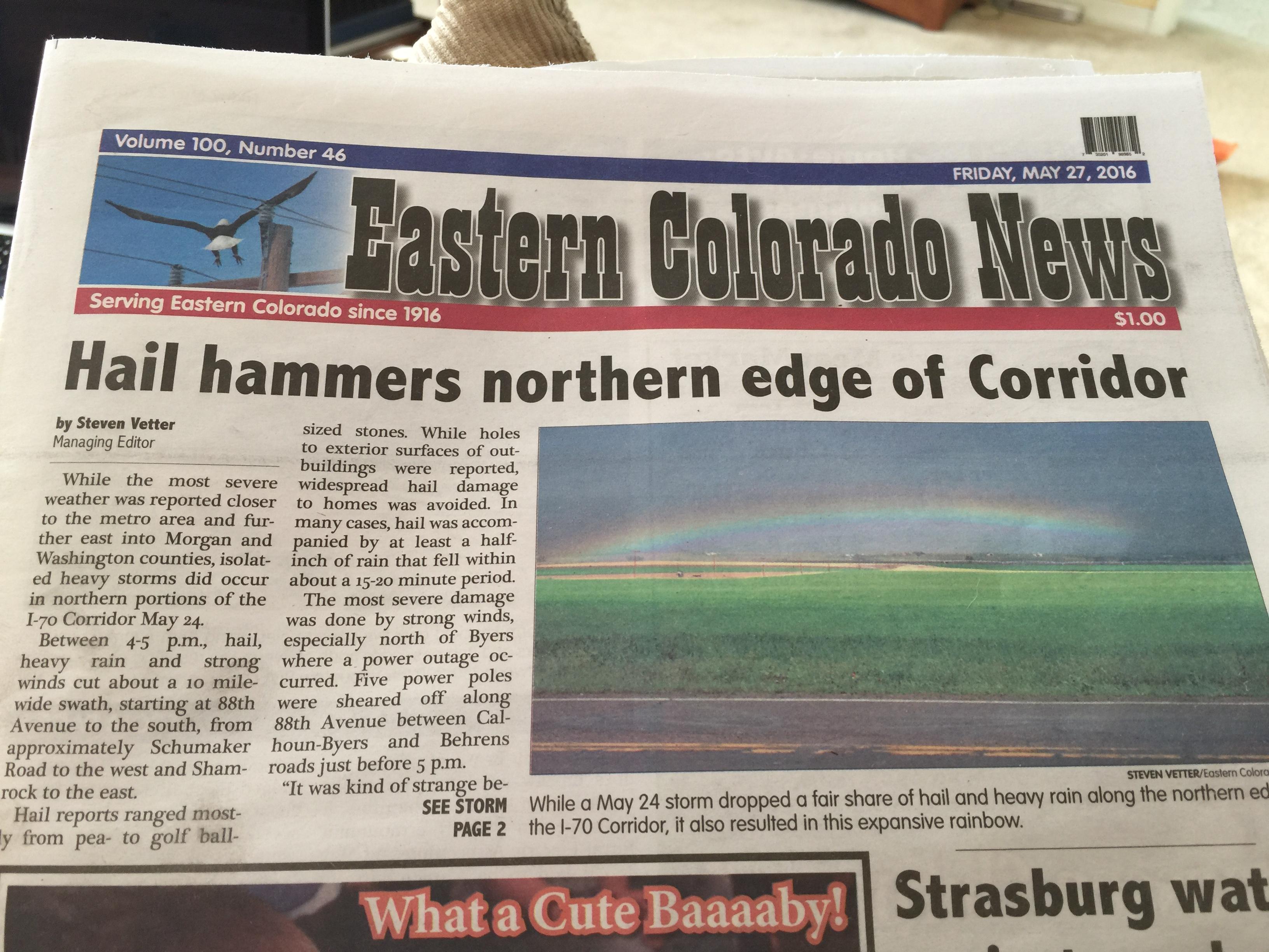 HAIL article 2016